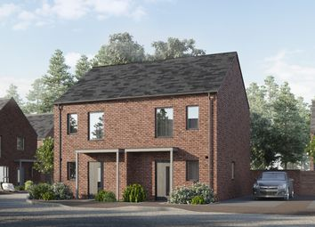 Thumbnail 2 bed semi-detached house for sale in Warstones Drive, Penn, Wolverhampton