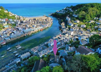 Thumbnail 3 bed detached house for sale in The Downs, Looe