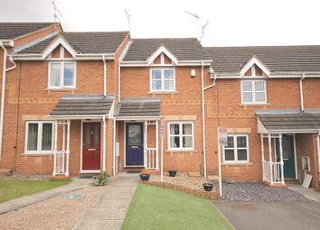 Thumbnail 2 bed terraced house to rent in Rose Garth Close, Chesterfield