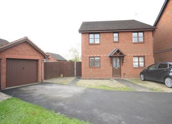 Thumbnail 4 bed detached house to rent in Courtney Close, Stonehills, Tewkesbury