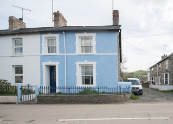Thumbnail 4 bed end terrace house for sale in Pontrhydfendigaid, Ystrad Meurig
