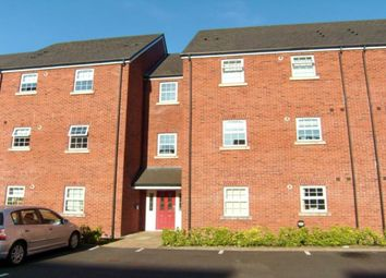 Thumbnail 2 bed flat for sale in John Wilkinson Court, Brymbo, Wrexham