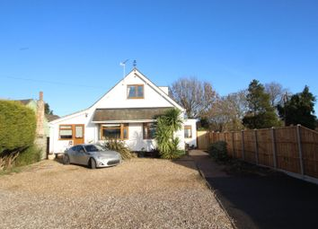 Thumbnail 4 bed detached house for sale in Rosliston Road South, Drakelow, Burton-On-Trent, Derbyshire
