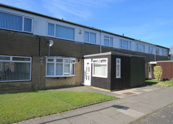 Thumbnail 3 bed terraced house for sale in Longridge Way, Cramlington