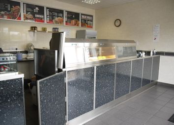 Thumbnail Restaurant/cafe for sale in Fish & Chips DE12, Rosliston, Derbyshire