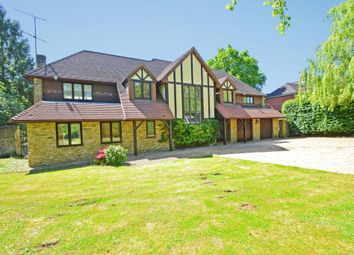 Thumbnail 5 bed detached house to rent in Spicers Field, Oxshott, Leatherhead