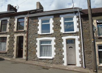 Thumbnail 3 bedroom terraced house for sale in High Street, Ynysybwl, Pontypridd