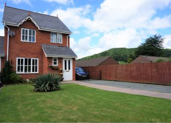Thumbnail 3 bed detached house for sale in Maes Y Dafarn Carno, Caersws
