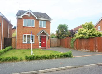 Thumbnail 3 bed detached house for sale in Stanley Park Drive, Chester