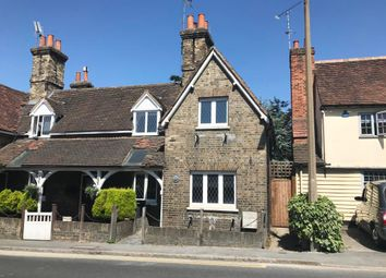 Thumbnail 2 bed end terrace house for sale in 54 Hainault Road, Chigwell, Essex