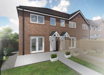 Thumbnail 3 bed end terrace house for sale in Barnston Lane, Moreton, Wirral