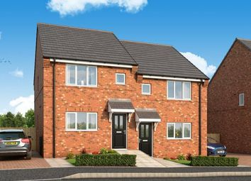 "Thumbnail 3 bed property for sale in ""The Hexham At New Forest, Middleton"" at Goodwood, Leeds"