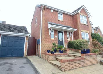 Thumbnail 3 bed detached house for sale in Rockfield Grove, Undy, Caldicot