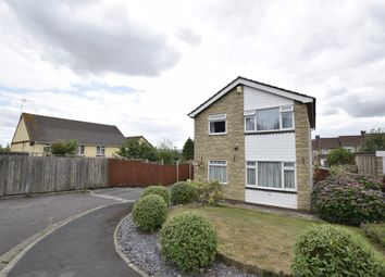 Thumbnail 4 bed detached house for sale in Norton Close, Kingswood