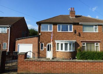 Thumbnail 4 bedroom semi-detached house for sale in Heacham Drive, Stadium Estate, Leicester, Leicestershire