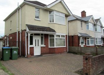 Thumbnail 3 bed detached house to rent in Regents Park Road, Southampton