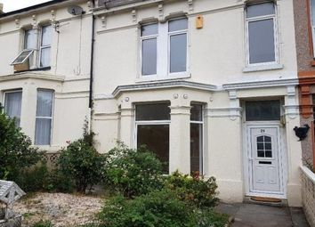 Thumbnail 4 bed property to rent in Belgrave Road, Mutley, Plymouth
