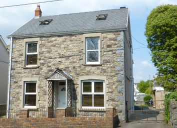 Thumbnail 4 bed detached house for sale in High Street, Ammanford, Carmarthenshire.