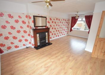 Thumbnail 3 bed terraced house to rent in Edinburgh Road, Widnes