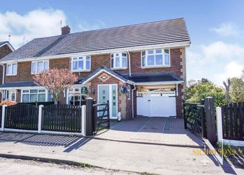 Thumbnail 5 bed semi-detached house for sale in Rufford Avenue, Retford, Nottinghamshire