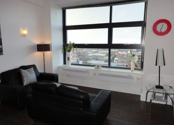 Thumbnail 2 bed flat to rent in Newhall Street, Jewellery Quarter, Birmingham