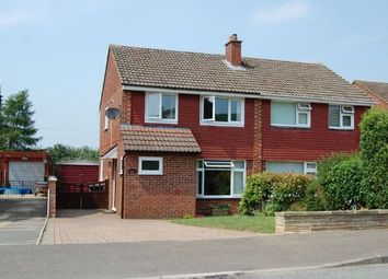 Thumbnail 3 bed semi-detached house for sale in Sunningdale Drive, Daventry, Northants