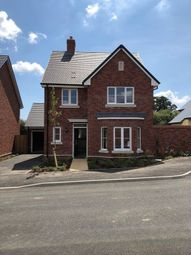 Thumbnail 4 bed detached house to rent in Longster Road, North Stoneham Park, Eastleigh
