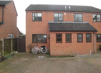 Thumbnail 3 bed semi-detached house to rent in Victoria Road, Market Drayton