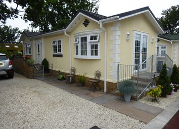 Thumbnail 2 bed mobile/park home for sale in Organford Manor Country Park, Poole, Dorset