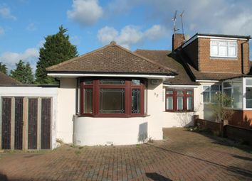 Thumbnail 2 bedroom bungalow for sale in Basildon Avenue, Ilford