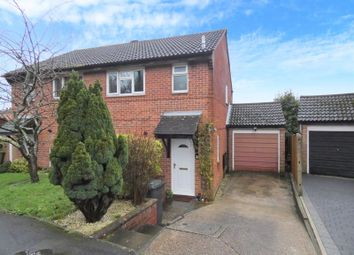 3 bed semi-detached house for sale in Lionheart Way, Bursledon, Southampton SO31