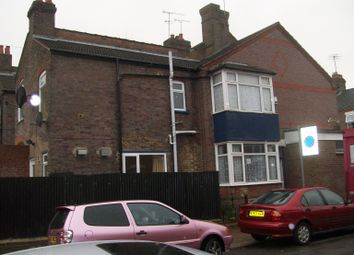 Thumbnail 3 bedroom end terrace house to rent in St Saviours Crescent, Luton