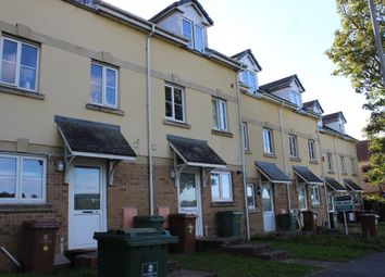 Thumbnail 4 bedroom terraced house for sale in Lakeside Drive, Plymouth