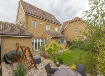 Thumbnail 4 bed detached house for sale in Cormorant Road, Iwade, Sittingbourne