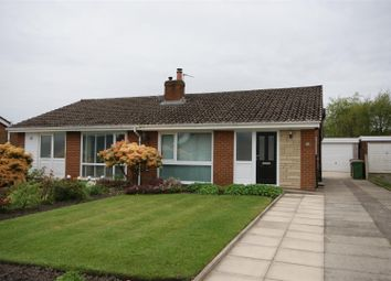 Thumbnail 2 bed semi-detached bungalow to rent in Thornham Drive, Sharples, Bolton
