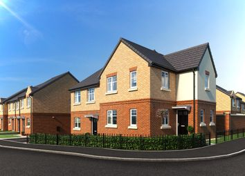 "Thumbnail 3 bed property for sale in ""The Eversley"" at Gibfield Park Avenue, Atherton, Manchester"