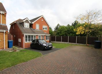 Thumbnail 3 bed detached house to rent in Kempton Drive, Dosthill, Tamworth