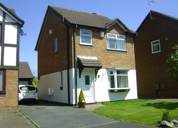 Thumbnail 3 bed detached house to rent in Cottage Fields, Chorley