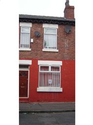 Thumbnail 3 bedroom terraced house for sale in Upper West Grove, Manchester