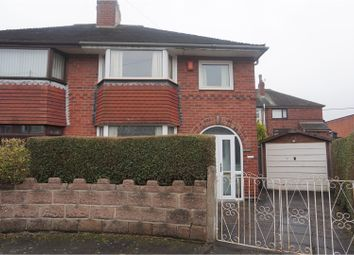 Thumbnail 3 bed semi-detached house for sale in Clifton Close, Fenton, Stoke-On-Trent