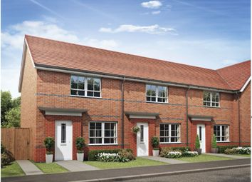 "Thumbnail 2 bed terraced house for sale in ""Roseberry"" at Barmston Road, Washington"
