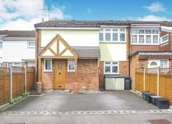 Thumbnail 4 bed terraced house for sale in Wallers Way, Hoddesdon