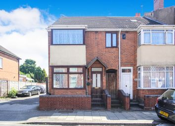 Thumbnail 3 bed end terrace house for sale in Sycamore Road, Handsworth, Birmingham