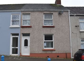 Thumbnail 4 bed terraced house for sale in Gordon Street, Pembroke Dock, Pembrokeshire
