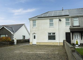 4 bed end terrace house for sale in Heol Llanelli, Pontyates, Llanelli, Carmarthenshire SA15