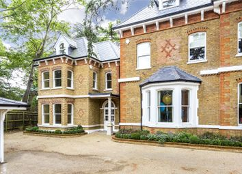Thumbnail 5 bed detached house to rent in Warren Road, Coombe, Kingston Upon Thames