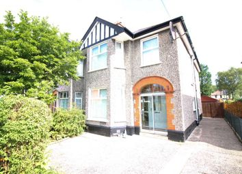 Thumbnail 4 bed semi-detached house to rent in Sicily Park, Finaghy, Belfast