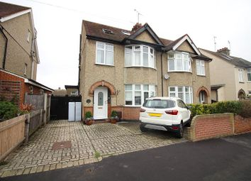Thumbnail 5 bed semi-detached house for sale in Moulsham Drive, Chelmsford