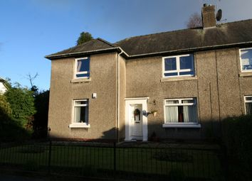Thumbnail 2 bed flat for sale in 9 Woodhead Avenue, Kirkintilloch, Glasgow