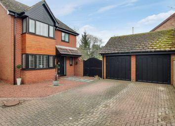 Thumbnail 4 bed detached house for sale in Brierley Close, Howden, Goole